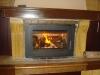 Εγκατάσταση Ενεργειακού Τζακιού METEOR 550 XL
