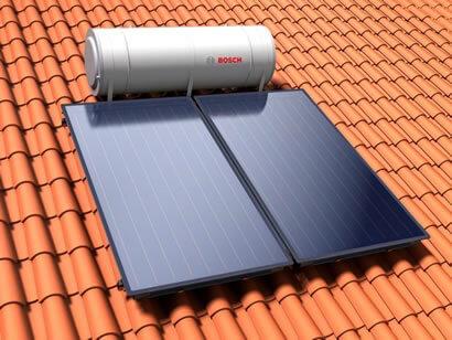 Ανακαίνιση Ηλιακός Θερμοσίφωνας