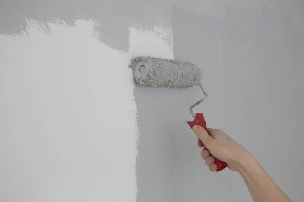 primer ανακαίνιση τοίχου