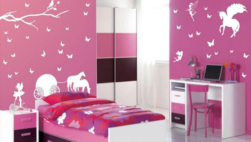Συμβουλές Ανακαίνισης & Διακόσμηση στο Παιδικό Δωμάτιο