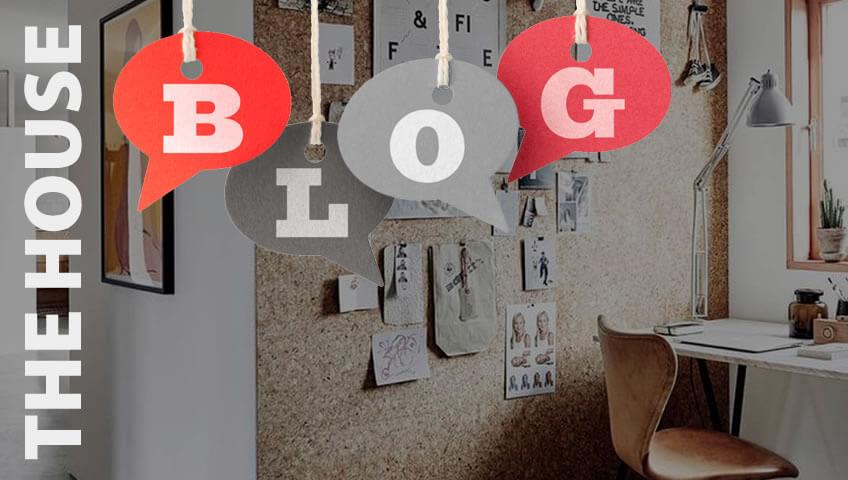 4 Ιστολόγια με Προτάσεις για την Ανανέωση Σπιτιού