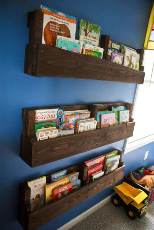 Εφαρμογές DIY με Παλέτες Για Μοντέρνο Στυλ στο Σπίτι