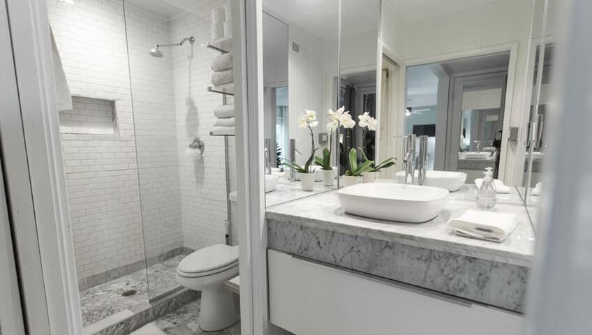 Μια Πινελιά Ανανέωσης στο Μπάνιο σας
